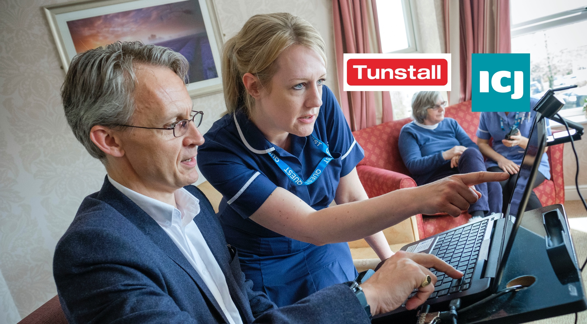 Tech collaboration with health and social care puts people first