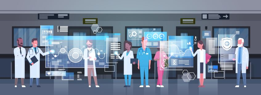 Beyond the buzzwords: Accelerating digital in hospitals