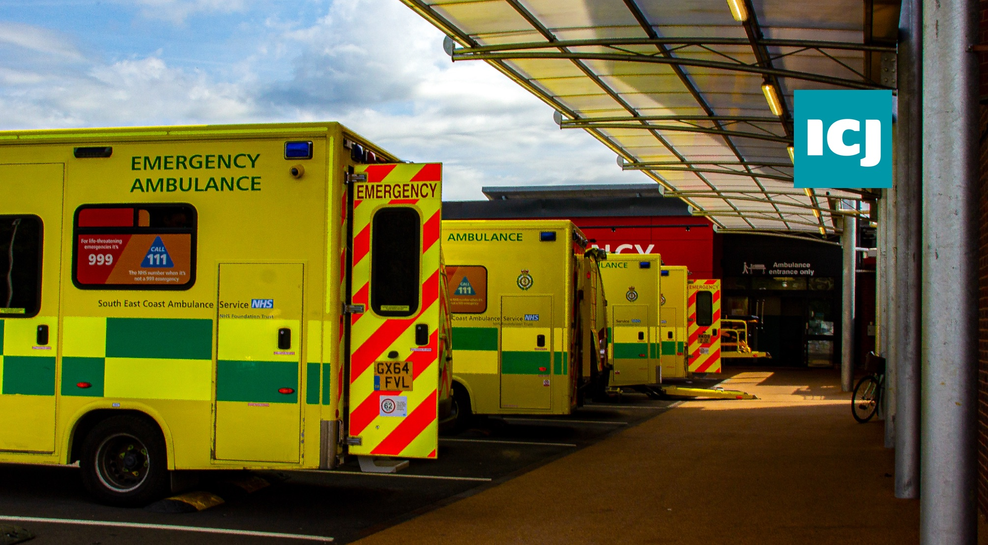 Time to end ambulance under-funding says NHS Providers