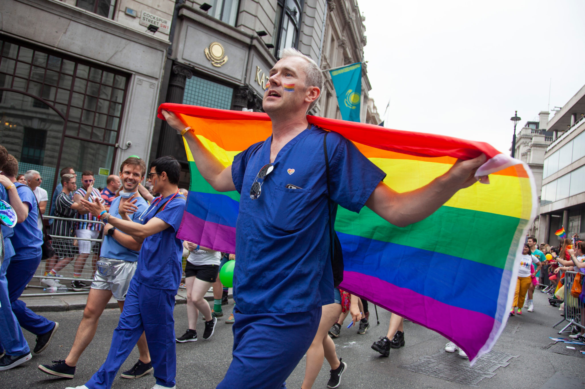 Improving cancer care for LGBTQ+ patients in the UK