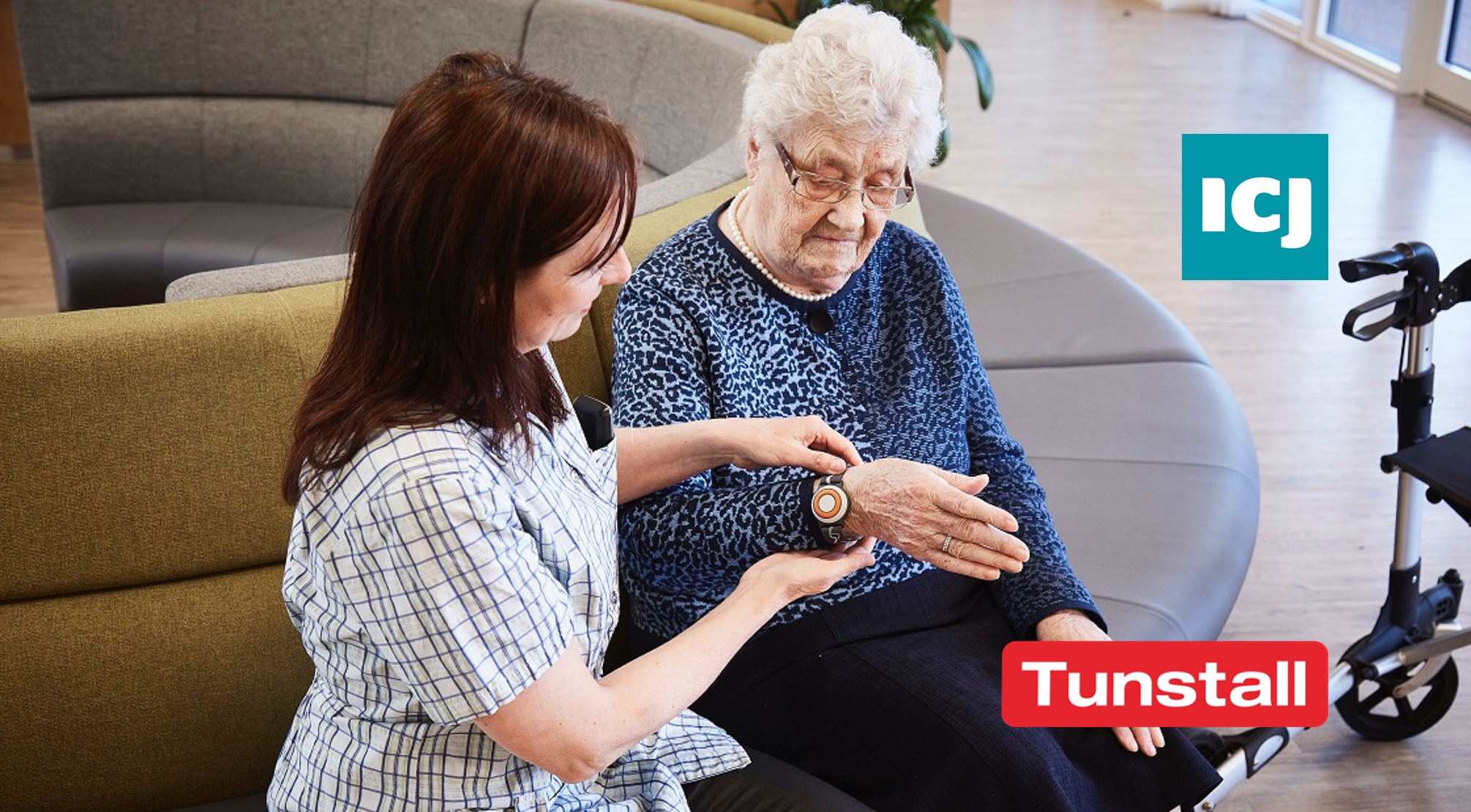 Revolutionary nurse call system supports care homes during pandemic