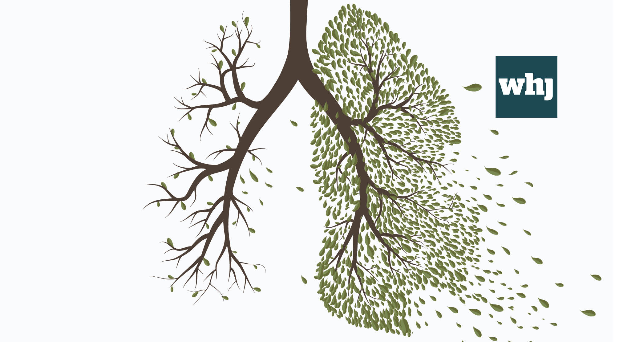 Climate change is not only about our planet, it is also about our lungs
