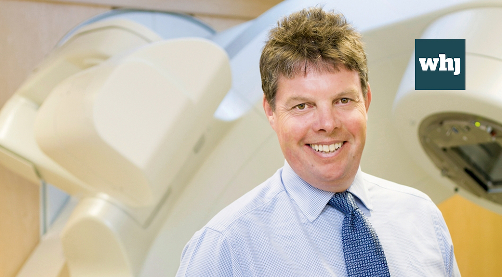 HPV is a ticking time bomb, says Professor Chris Nutting