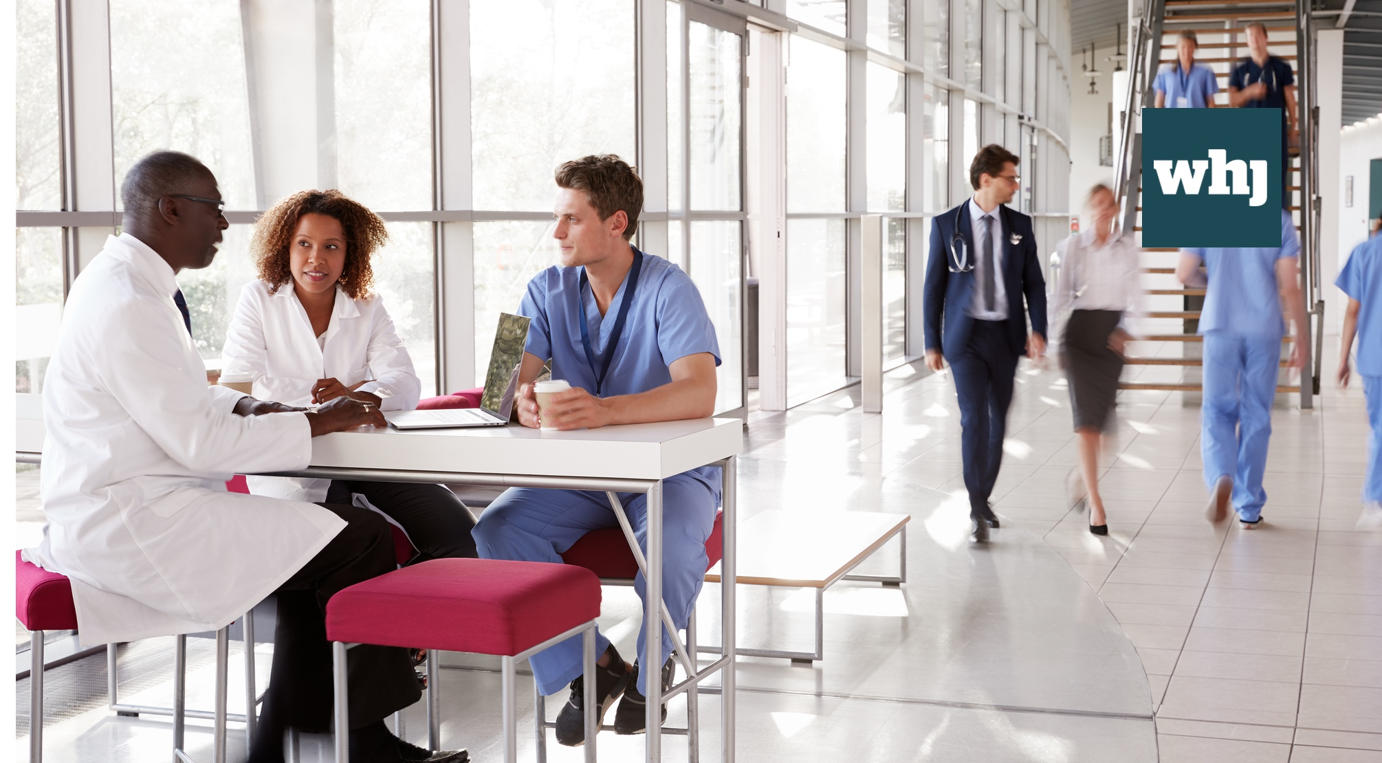 Building the hospitals of tomorrow