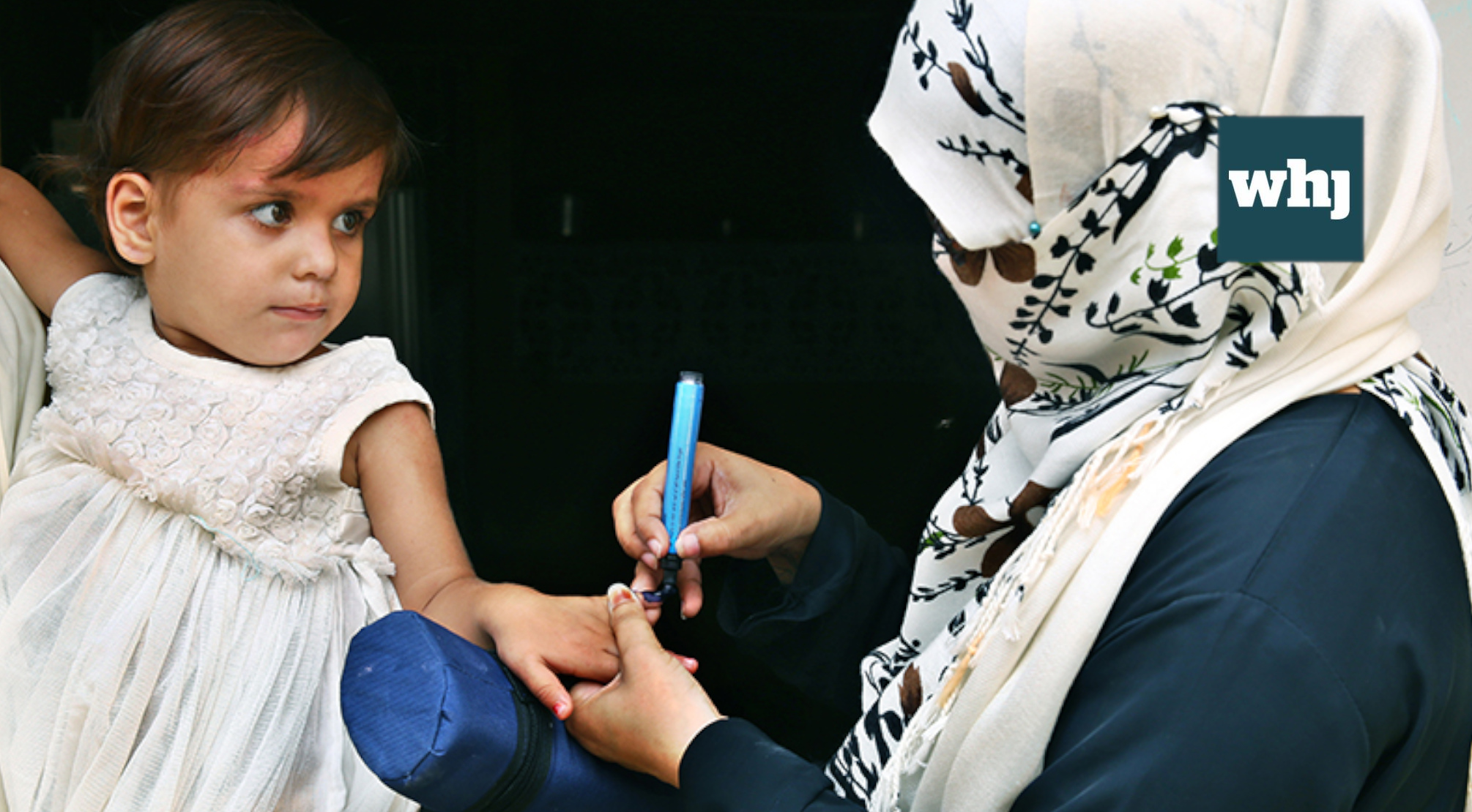 Pakistan is fighting to combat polio while Covid-19 looms over the world