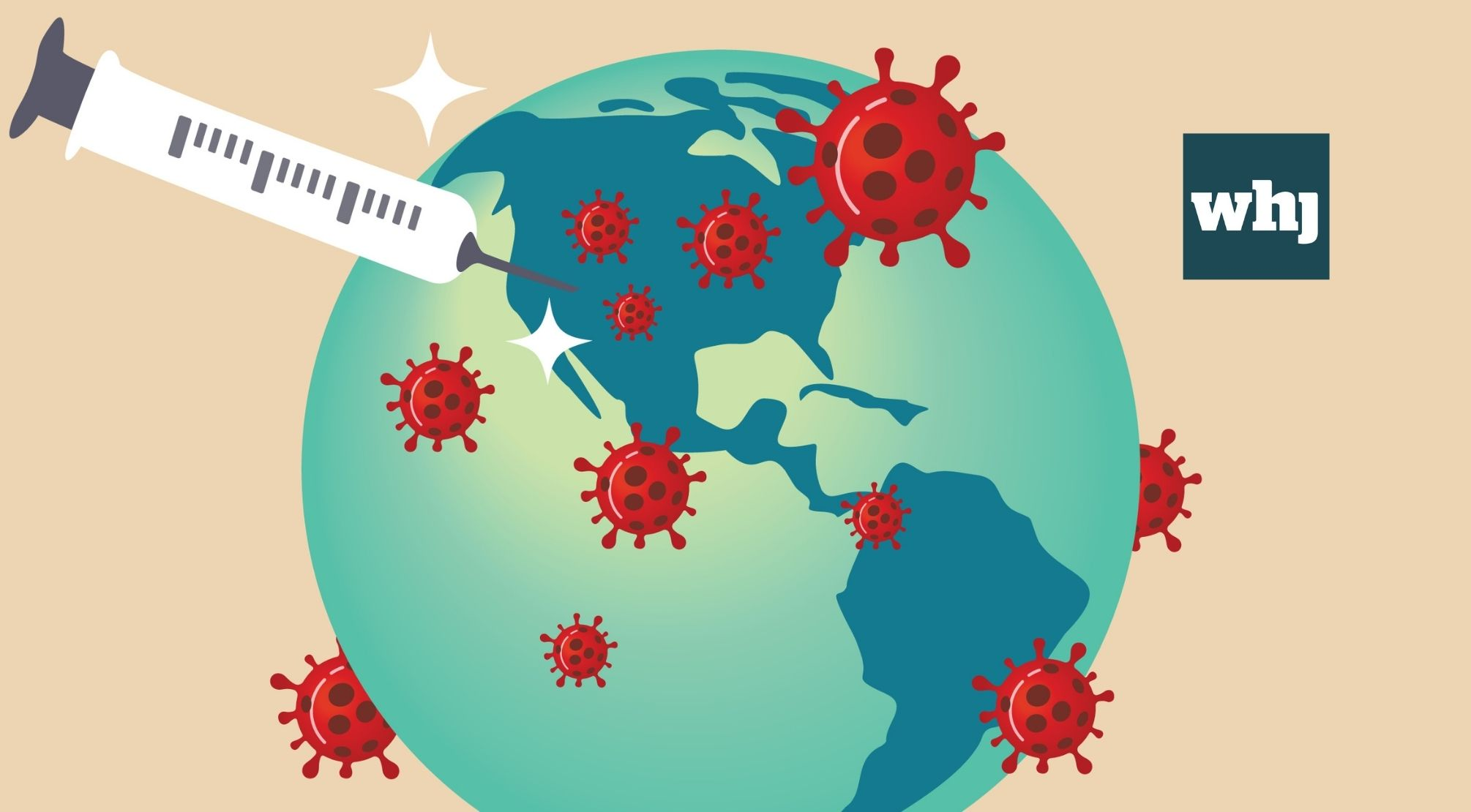 Vaccine nationalism poses the greatest threat to Covid recovery