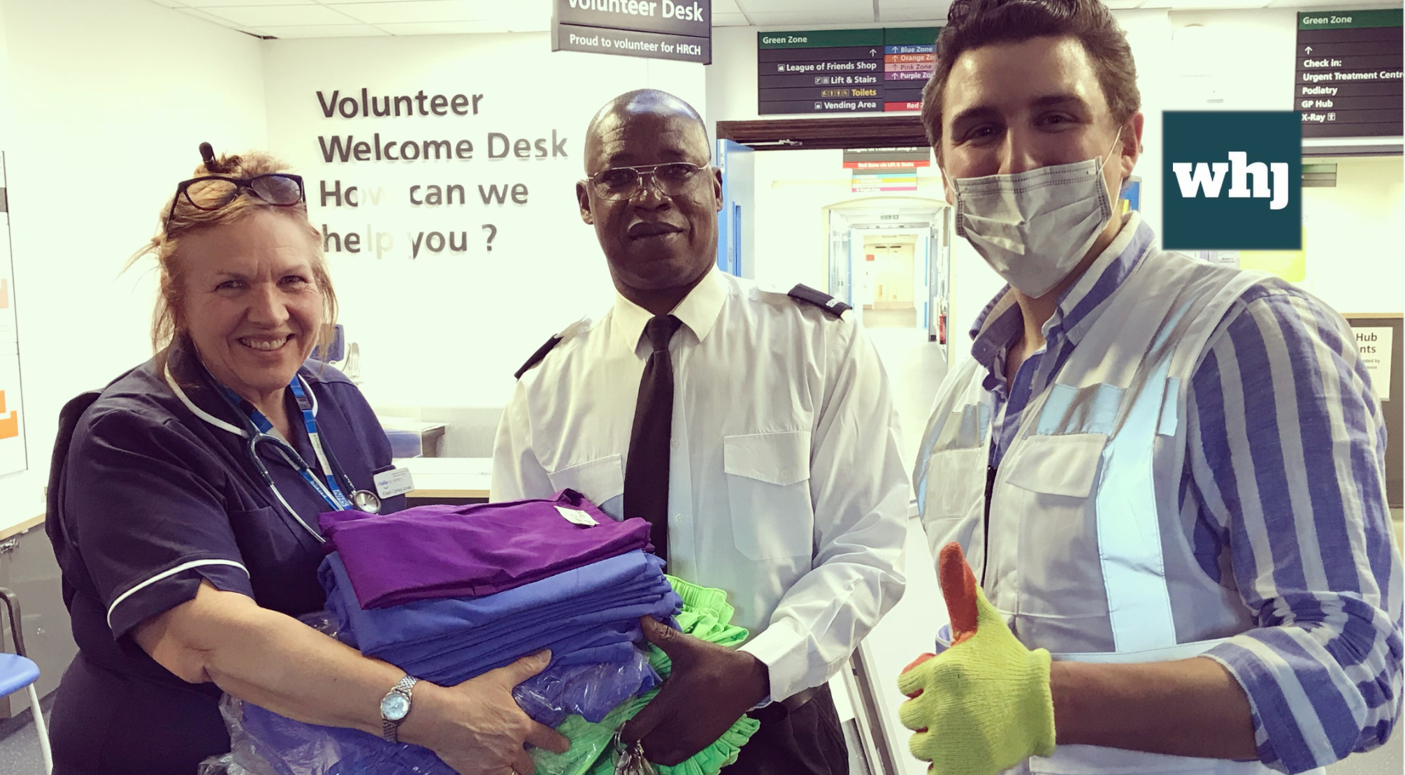 Fashion house produces free PPE for frontline staff