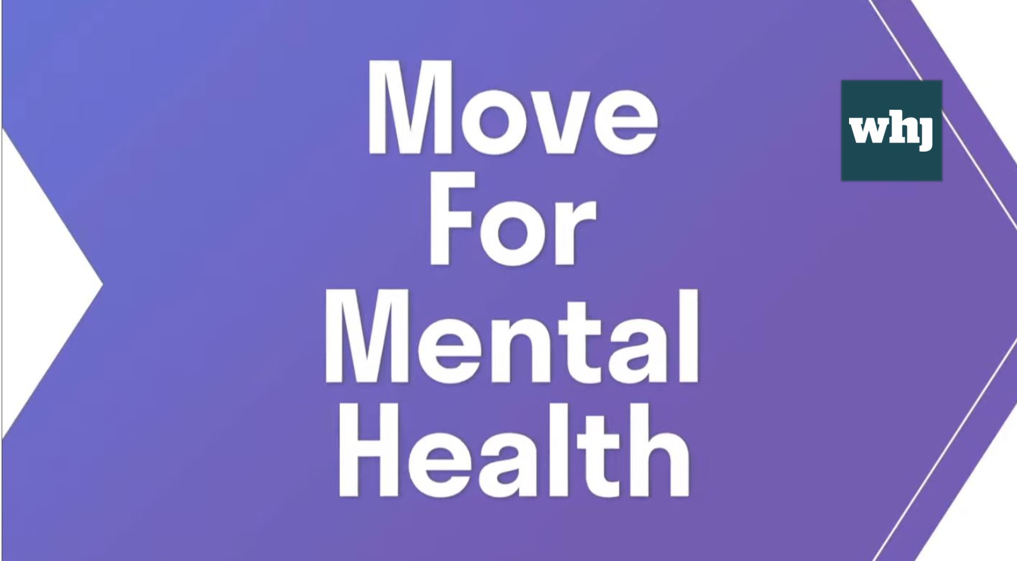 World Mental Health Day - WHO hosts online event to promote mental health support