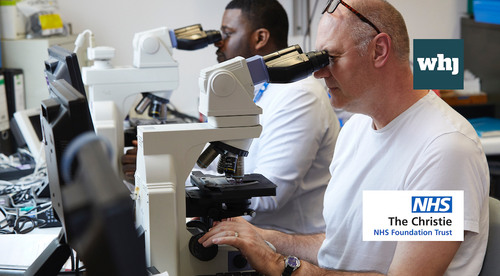 The Christie is globalising cancer education and training