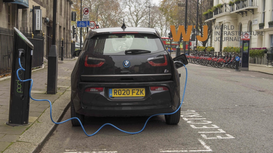 Government powers up electric vehicle revolution with £20 million chargepoint boost