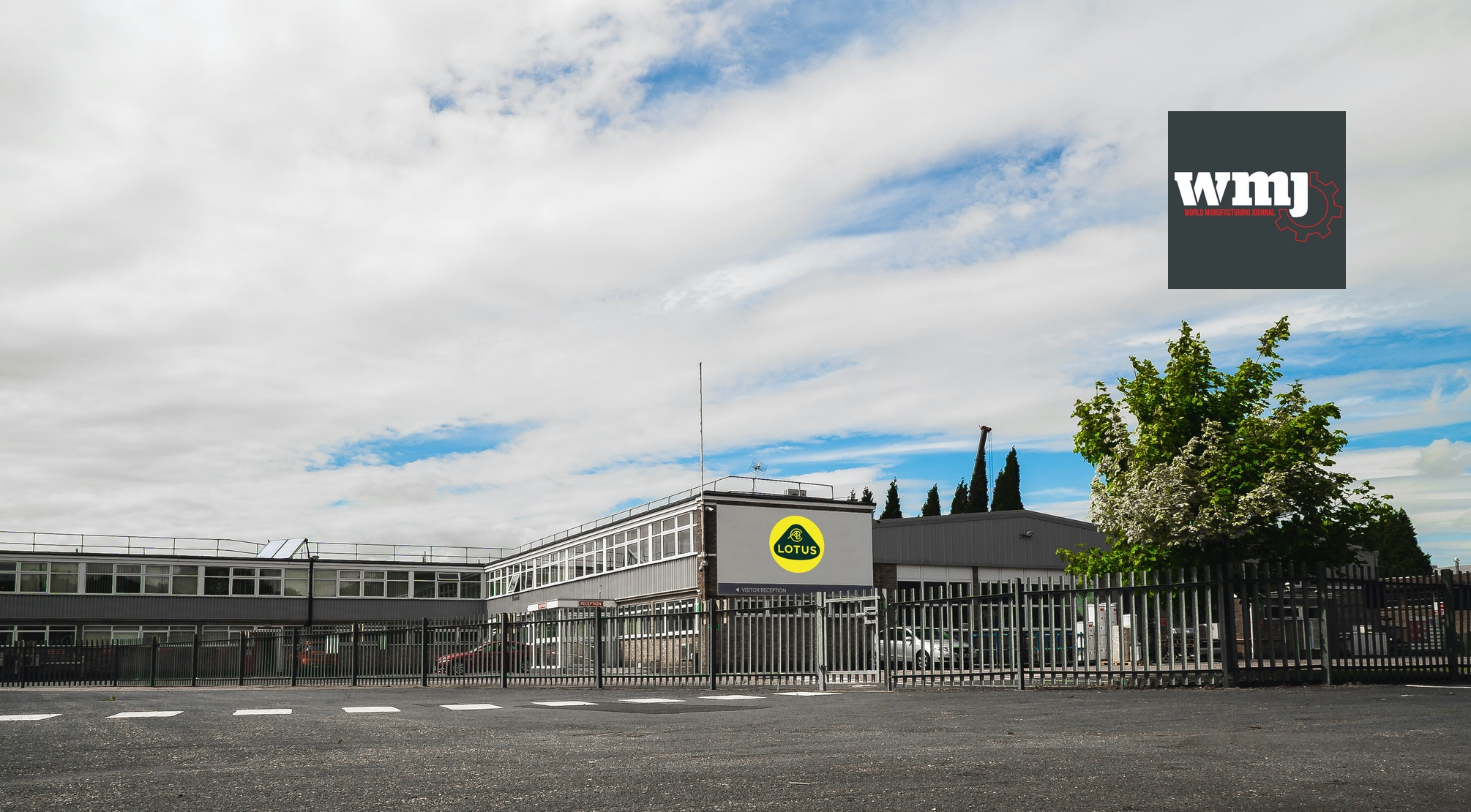 Lotus announces all-new sub-assembly manufacturing facility in Norwich